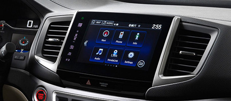 8-Inch Display Audio Touch-Screen
