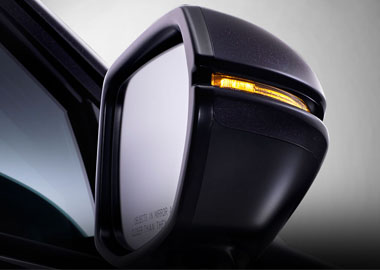Heated Side Mirrors