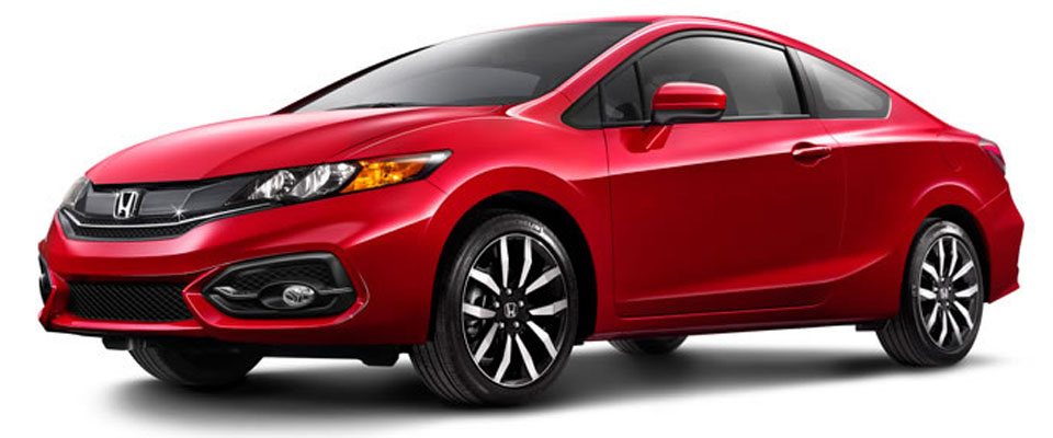 2015 Honda Civic Coupe For Sale in Huntington