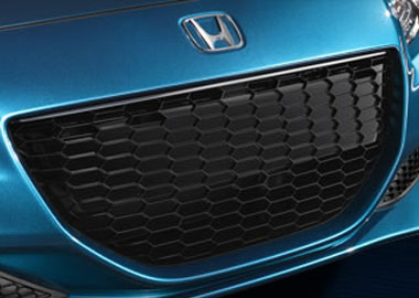 LARGE FRONT GRILL
