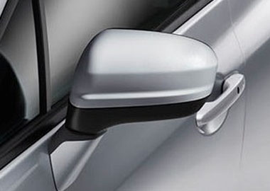 Folding Power Side Mirrors