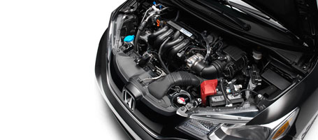 130-hp, 1.5-liter, i-VTEC® 4-cylinder Engine with Earth Dreams technology