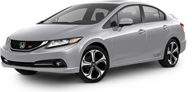 Honda Civic Si Sedan For Sale in Huntington