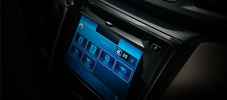 Audio Touch-Screen